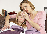 акутна тровања храном код деце третира