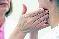 Entzündung der Lymphknoten