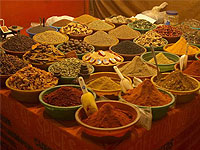 Spices, seasonings, which you will create a miracle