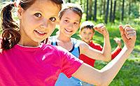 Vitamine: Das Risiko von Hypervitaminose bei Kindern