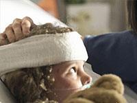 Прелом лобање бебе - последице и прогнозе