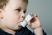 Arten von Asthma bei Kindern