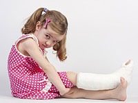 The child has frequent fractures, what to do?