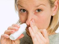 Organer til nasal lavage