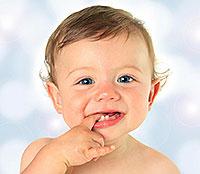 Dysentery chez les enfants moins d'un an
