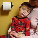 spastic colitis in a child
