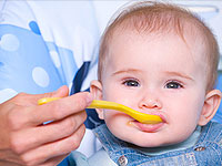 Diet for allergies in children