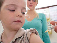 influenza vaccination of children