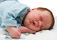 types of sleep problems in a child