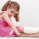 tratamento de fraturas em crianças
