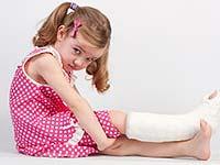 Третман прелома код деце