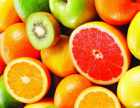 la intolerancia látex y alergia a alimentos en adultos