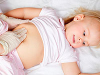 gripe intestinal em crianças: sintomas e tratamento