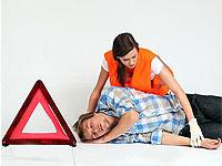 Einige Tipps, wie Erste-Hilfe zur Verfügung zu stellen