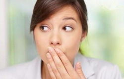 causes and treatment of bad breath