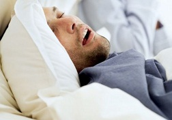 Sleep apnea: breathing - you can not sleep