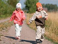 Saúde e desenvolvimento físico das crianças em pré-escolar e escolar