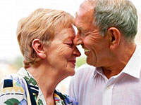 love elderly people