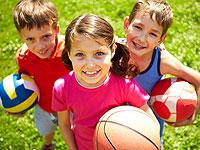 на који спорт да пошаље дете
