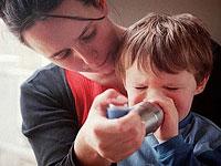 Astma oskrzelowa: przypadek historii z dzieciństwa