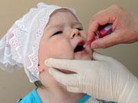 Die Immunisierung als Polio-Prävention