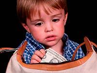 Узроци детета краду