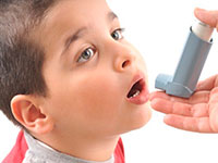 Mieszane astmy Leczenie, Objawy
