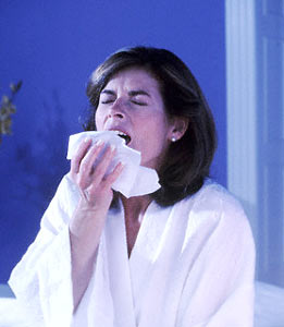 напад астме третман код куће