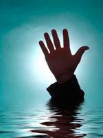 Primeiro afogamento ajuda