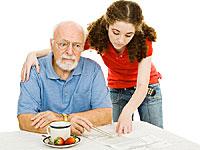 тешке симптоме деменције перспективе