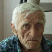 The psyche of elderly man
