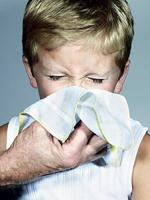 children's runny nose