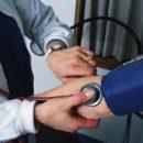 wie zu arrangieren Versorgung von Patienten mit Schlaganfall