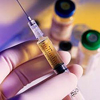 manifestation d'examen et de traitement de la lèpre