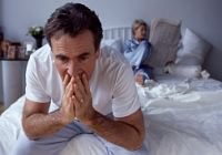 A menopausa em homens