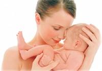 restoration of menstruation after childbirth