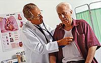Główne objawy zatorowości płucnej