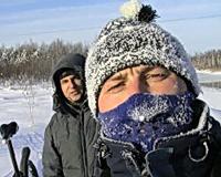 congelación y la hipotermia