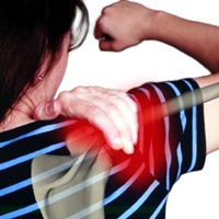 bursitis pain self-help
