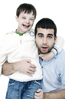 Barn med Downs syndrom er sosiale tilpasningsmuligheter Del 2