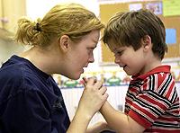 Autismus: Wer sind die Kinder des regen?
