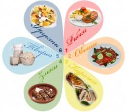 diet, Radar diet, weight loss, nutrition, diet, six petals