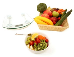 A diet based on calorie counting