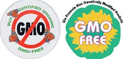 Marking on the products without GMOs