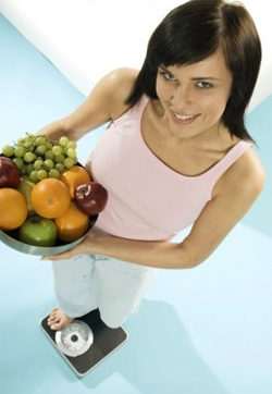 ¿Cómo construir un alimento para la pérdida de peso