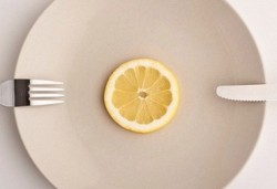 Diet, lemon, lemon diet, mono-diet, weight loss