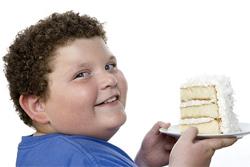 La obesidad en los niños
