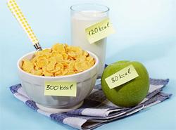 ¿Cuántas calorías necesita por día para bajar de peso