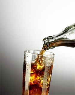 The basis of most beverages is carbonated water with the addition of acid and sweet components or, simply, the acid and sugar