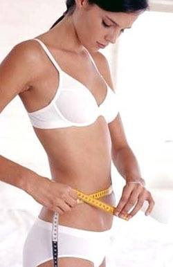 The effect is weight loss, usually after two to three months of application of this technique nutrition and reduced component weight is retained for a long time